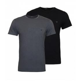 T-shirt intima Emporio Armani 2 pack da uomo rif. 111267 8A722