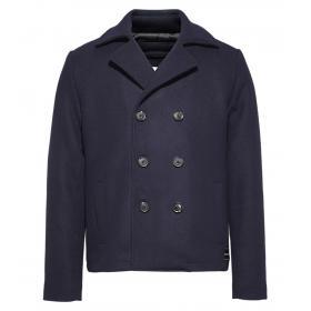 Cappotto doppiopetto Calvin Klein Jeans da uomo rif. J30J309814