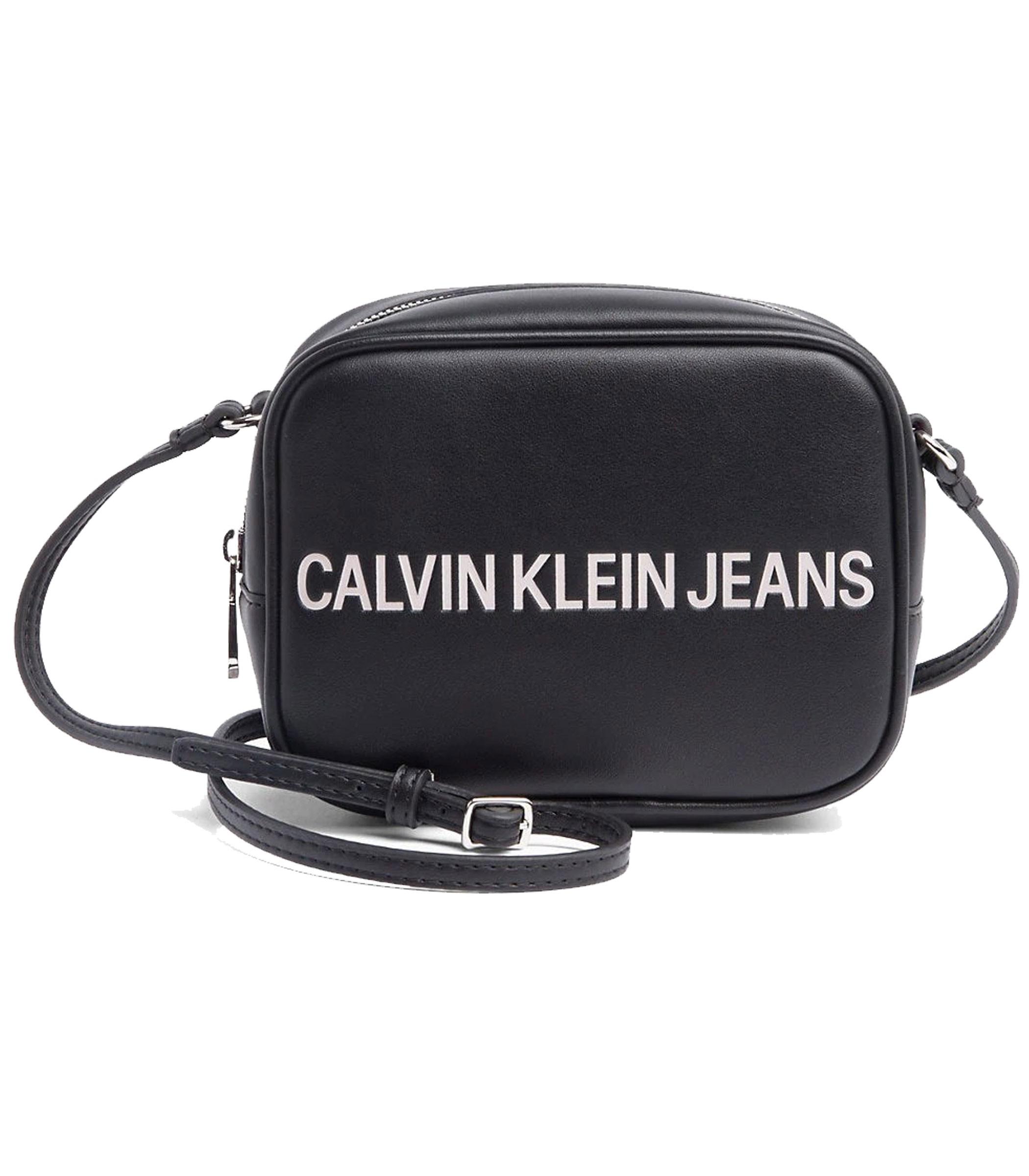 9d20946000 Borsa a tracolla Calvin Klein Jeans con logo da donna rif. K60K605247