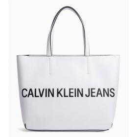 Borsa tote Calvin Klein Jeans con logo da donna rif. K60K605246