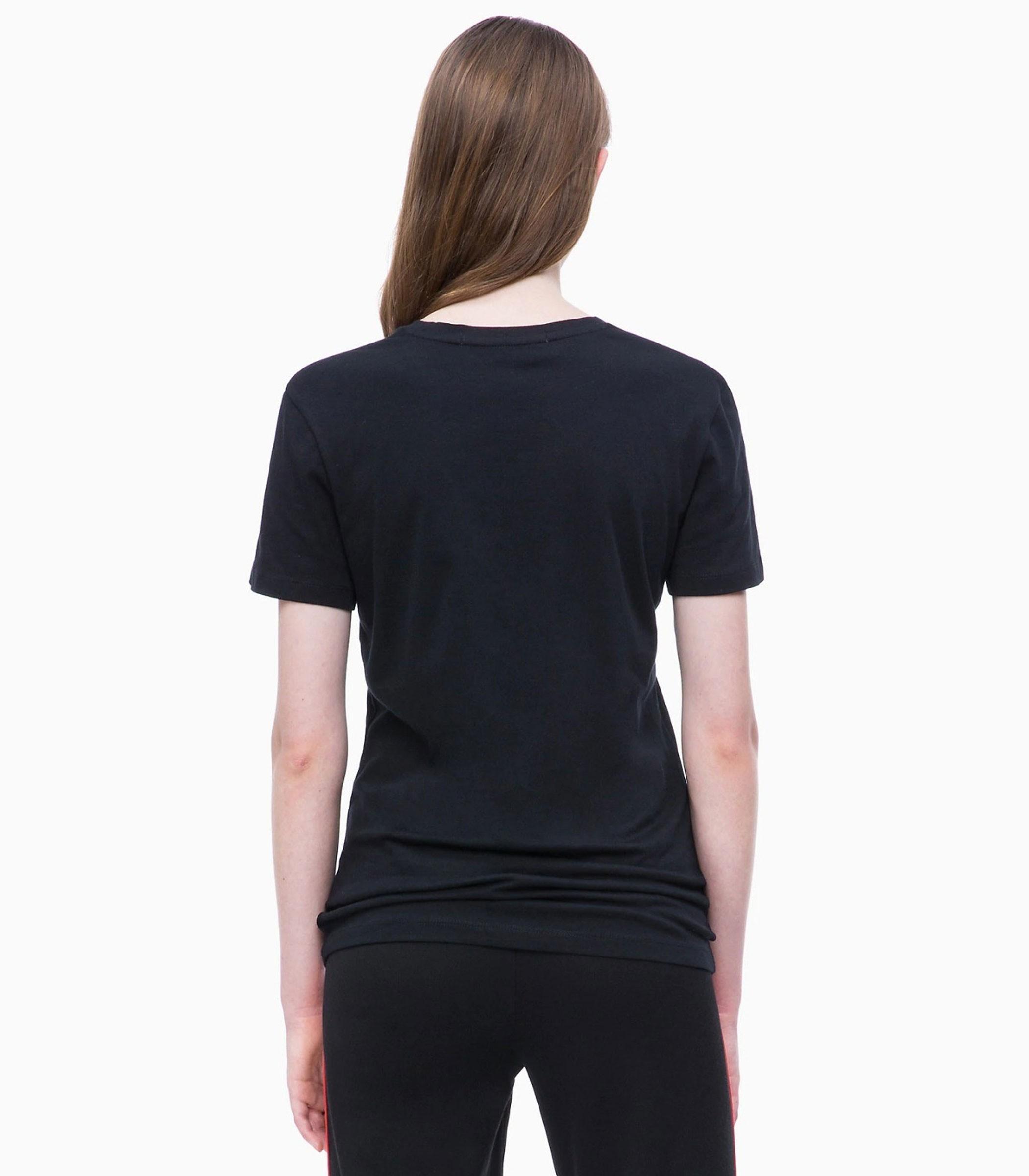 new product 4c8dd 76bda T-shirt Calvin Klein Jeans con logo da donna rif. J20J208600