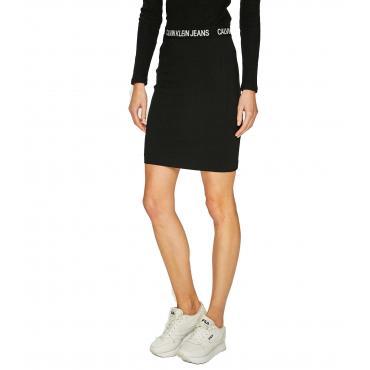 Gonna Calvin Klein Jeans Milano Pencil Skirt da donna rif. J20J209766