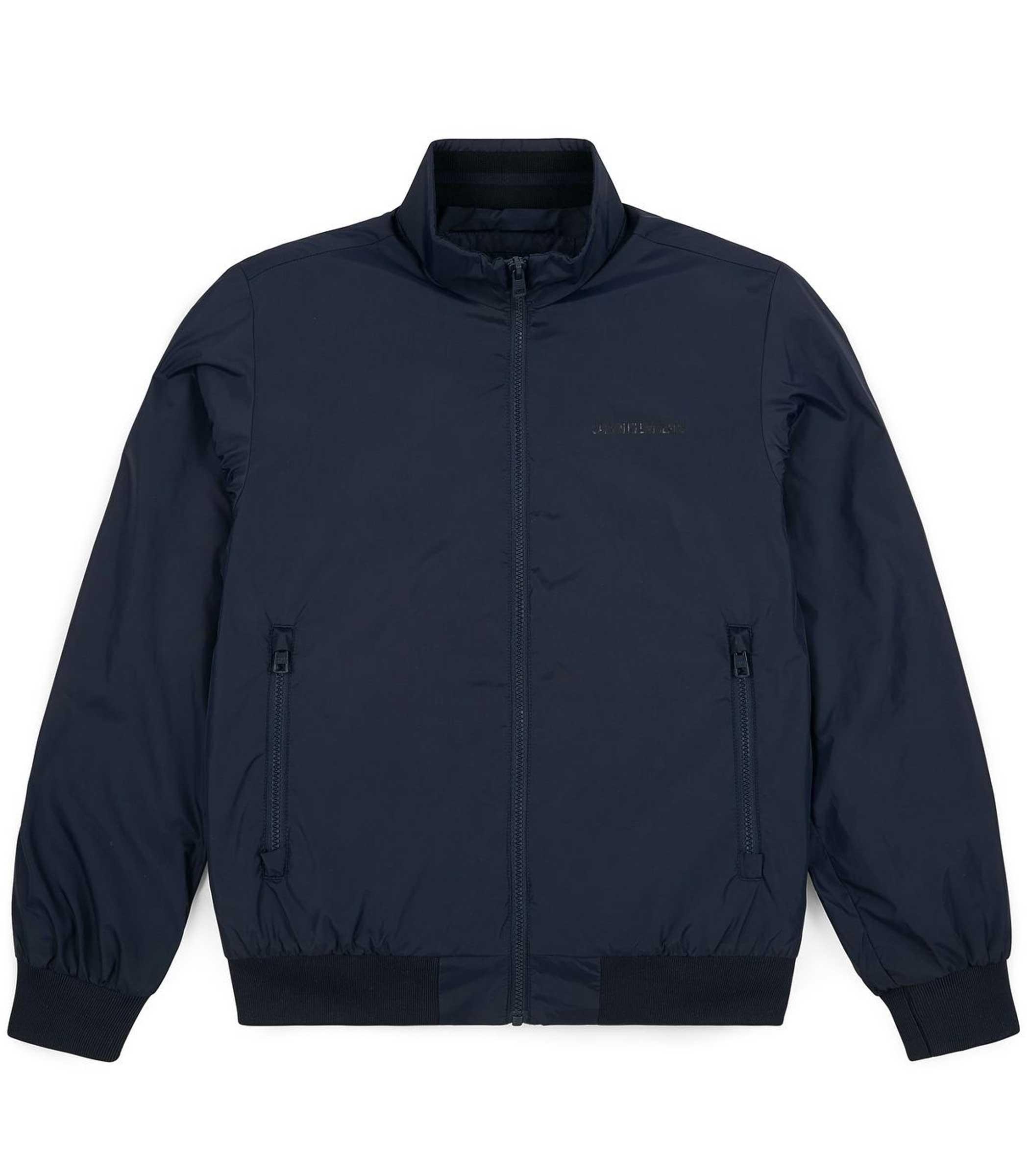 Giubbotto Bomber Calvin Klein Jeans in nylon da uomo rif. J30J310362 098b3d0a689