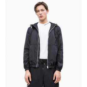 Giacca giubbotto Calvin Klein Jeans in nylon con logo da uomo rif. J30J311079