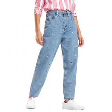 Jeans Tommy Jeans affusolati TJ 2004 da donna rif. DW0DW06429