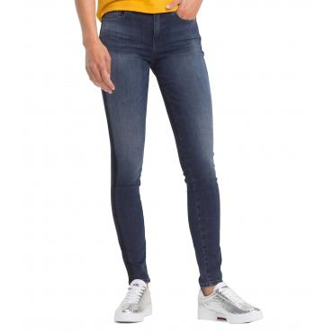 Jeans Tommy Jeans skinny fit Nora da donna rif. DW0DW05007