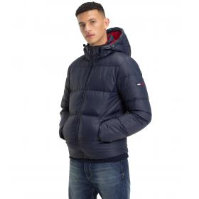 Giubbotto Tommy Jeans Hooded Parka Jacket da uomo rif. DM0DM04998