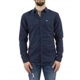 Camicia Tommy Jeans in cotone da uomo rif. DM0DM05991