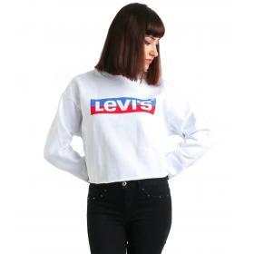 Felpa Levi's Graphic Crew Sweatshirt da donna rif. 56340-0003