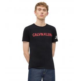 T-shirt Calvin Klein Jeans con stampa da uomo rif. J30J311463