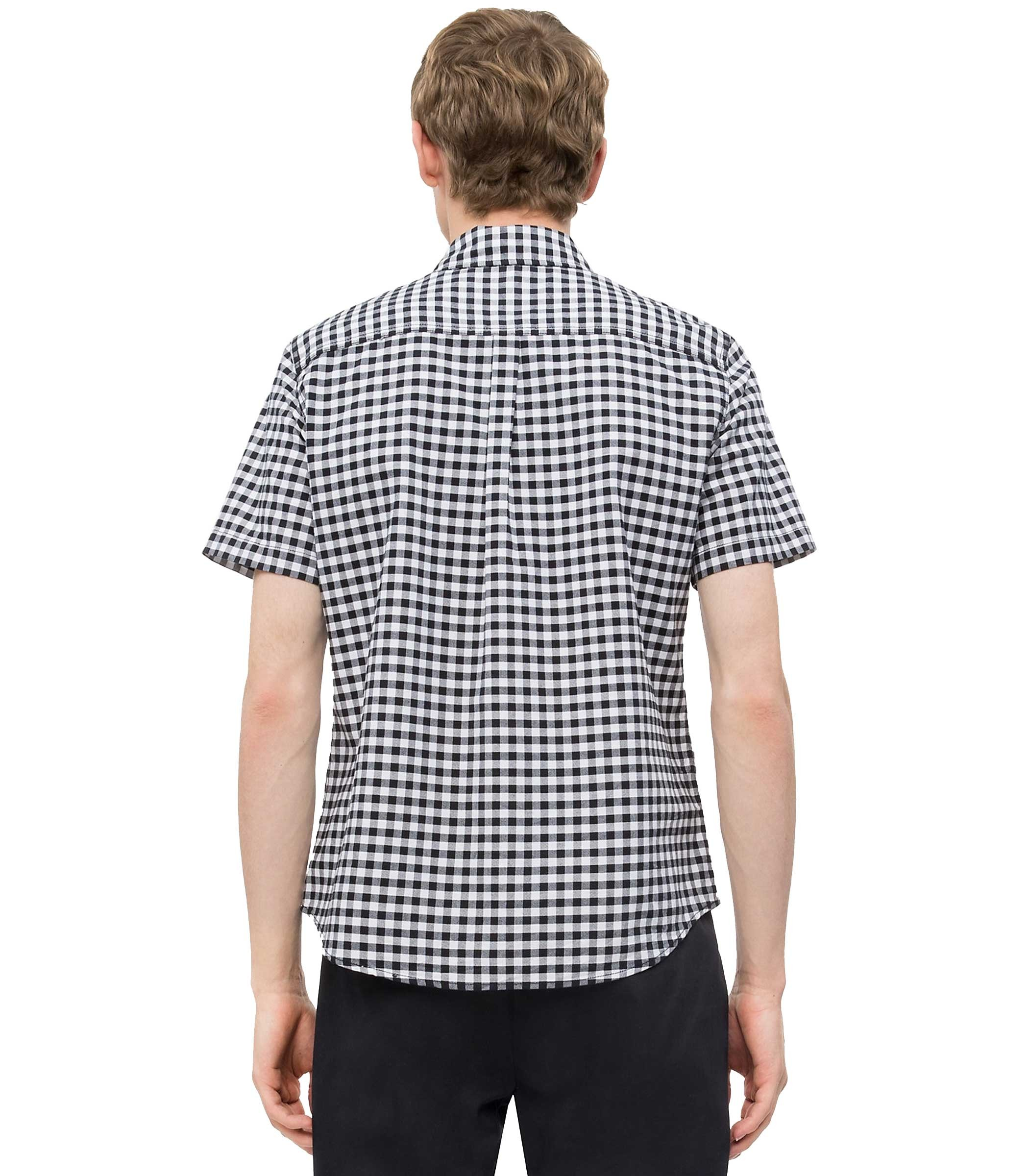 3721fc5194 Camicia Calvin Klein Jeans tessuto quadretti da uomo rif. J30J311492