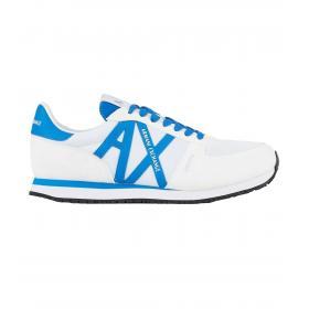 Sneakers Armani Exchange con logo da uomo rif. XUX017 XV028 B139