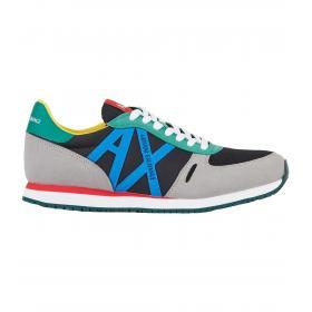 Sneakers Armani Exchange con logo da uomo rif. XUX017 XV028 C500
