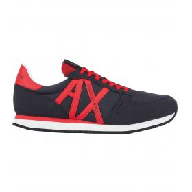 Sneakers Armani Exchange con logo da uomo rif. XUX017 XV028 D127