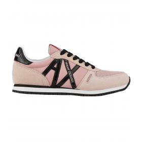 Sneakers Armani Exchange con logo da donna rif. XDX031 XV137 00124