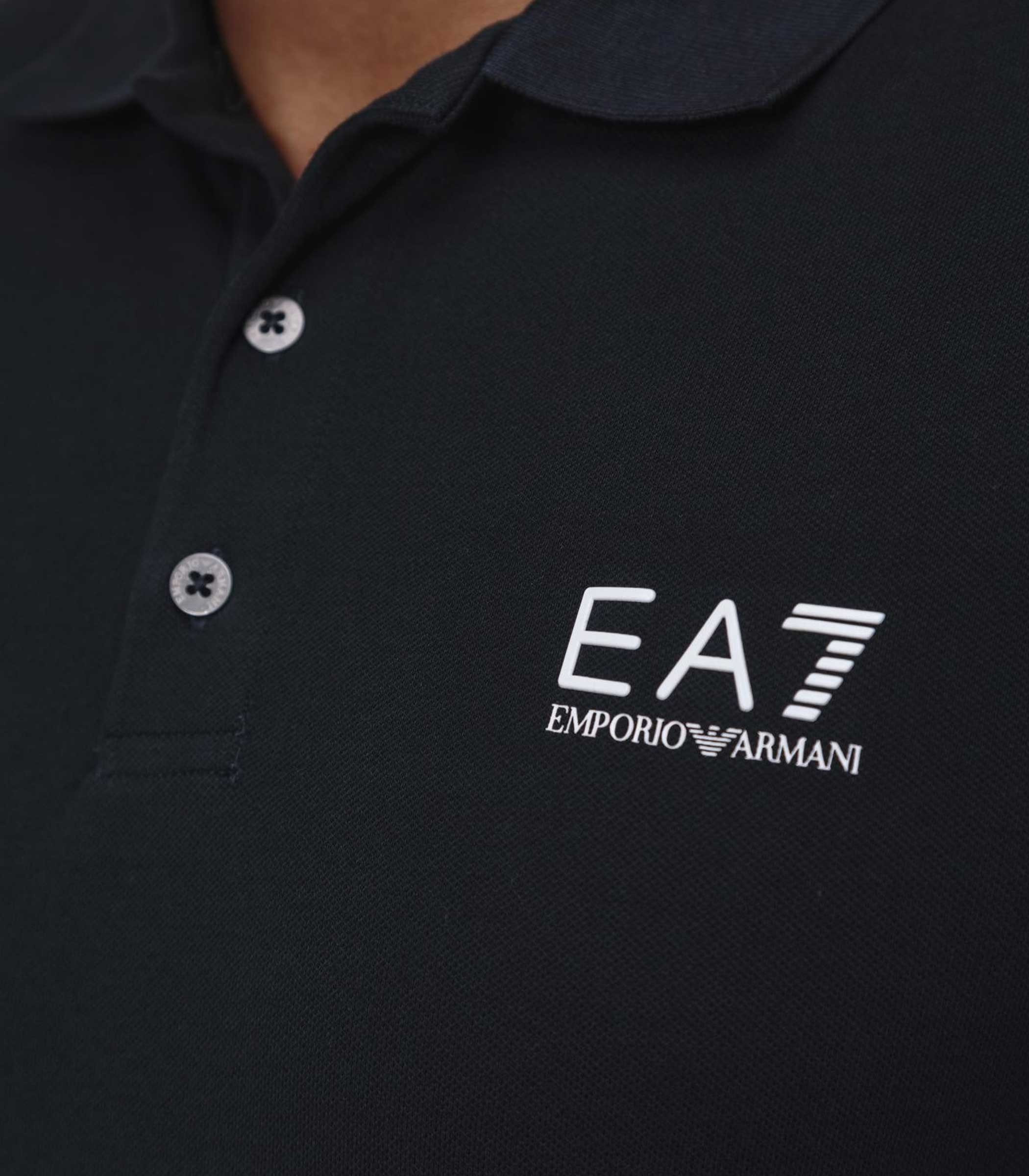 9ac6375d5a180a Polo Emporio Armani EA7 in jersey di cotone da uomo rif. 3GPF52 PJ04Z