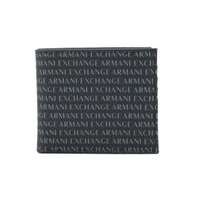 Portafoglio Armani Exchange logo all over da uomo rif. 958097 CC230
