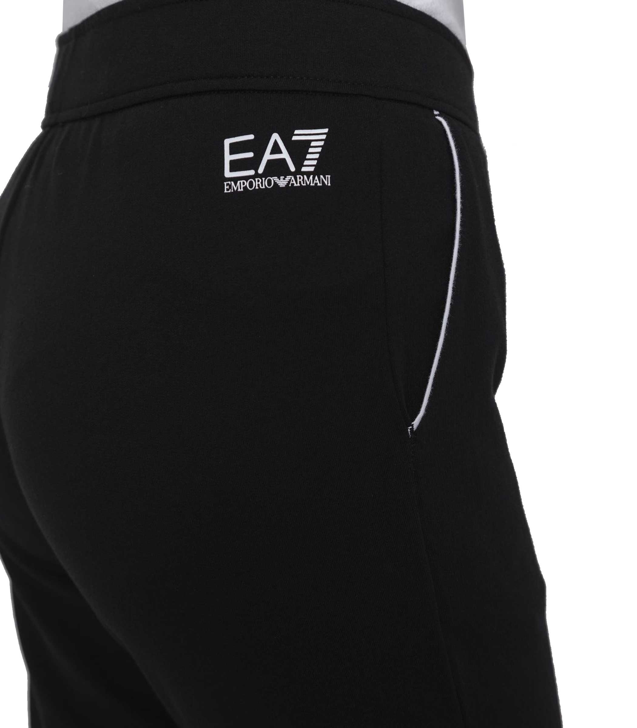 hot sale online 8f0a4 6e0cc Tuta Emporio Armani EA7 con felpa con zip da donna rif ...