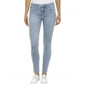 Jeans Calvin Klein Jeans CKJ 011 MID RISE SKI da donna rif. J20J210153