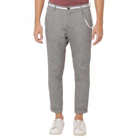 Pantalone OUTFIT con tasche a friso e cinturino da uomo rif. OF1S1S9P042