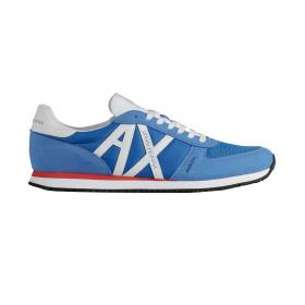 Sneakers Armani Exchange con logo da uomo rif. XUX017 XV028 00984