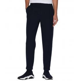 Pantaloni Armani Exchange con pinces da uomo rif. 3GZP50 ZNEMZ