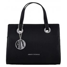 Borsa Armani Exchange con charm logo da donna rif. 942270 CC723
