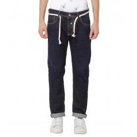 Jeans OUTFIT cinque tasche con cinta corda da uomo rif. ODM040D019 OF1S1S9D019