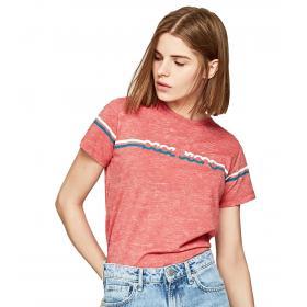 T-shirt Pepe Jeans London con logo Lola da donna rif. PL504077