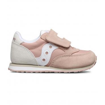 Scarpe Sneakers Saucony BABY JAZZ HL PINK/CREAM da bambina rif. SL161036