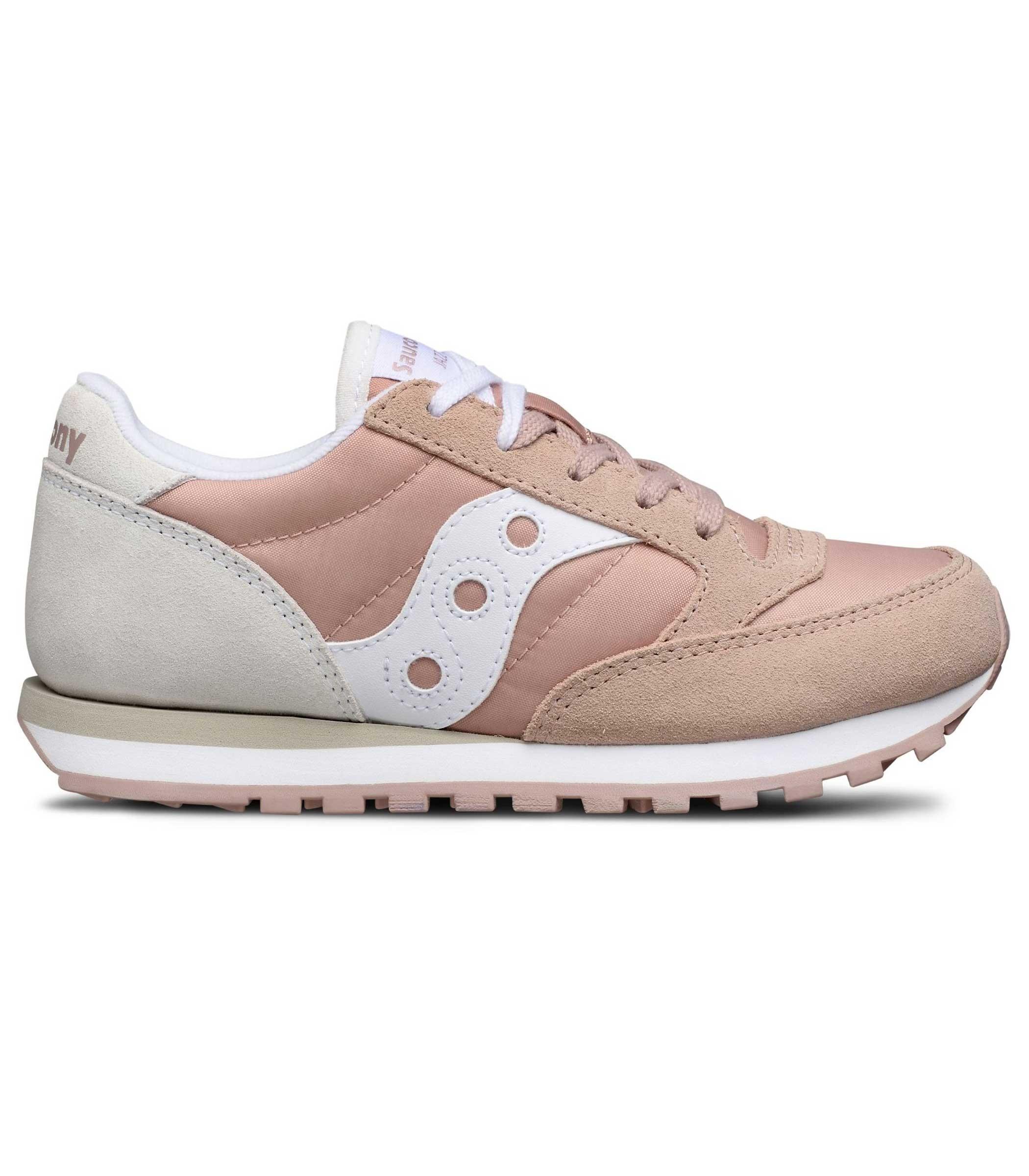 premium selection 213b6 6b658 Scarpe Sneakers Saucony JAZZ ORIGINAL PINK CREAM da bambina rif.