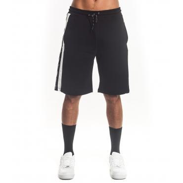 Bermuda shorts Pyrex con banda laterale con logo da uomo rif. 19EPC40229