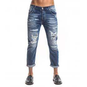Jeans Over-D uomo rif. MASA