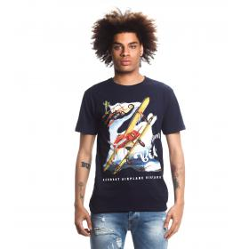 T-shirt Over-D uomo rif. AIR PLANES