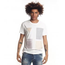 T-shirt Over-D uomo rif. CARVAJO