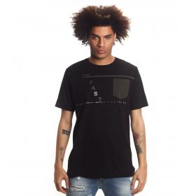 T-shirt Over-D uomo rif. OV19002