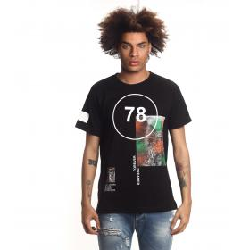 T-shirt Over-D uomo rif. OV1795