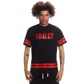 T-shirt ADALET girocollo con stampa da uomo rif. AD133