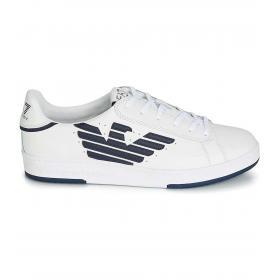 Sneakers Emporio Armani EA7 con logo rialzato da uomo rif. X8X043 XK075 B139