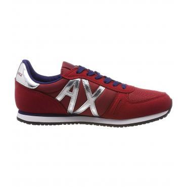 Scarpe Sneakers Armani Exchange con logo da donna rif. XDX031 XV137 00619