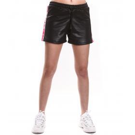 Shorts Pyrex con bande laterali con logo da donna rif. 19EPC40218