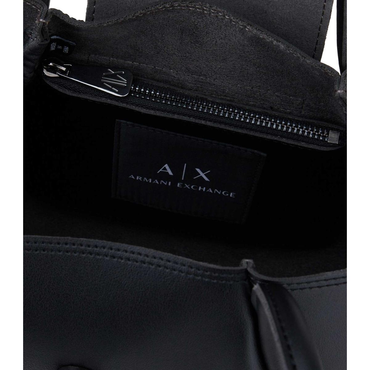 Shopping Bag piccola Armani Exchange da donna rif. 942558 9P862