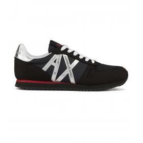 Scarpe Sneakers Armani Exchange con logo da donna rif. XDX031 XV137 00002