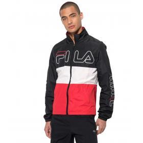 Giacca sportiva FILA Hugo Track Jacket con stampa da uomo rif. 687143