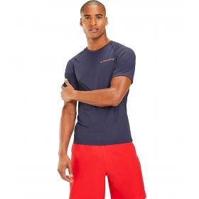 T-shirt Tommy Sport con logo sul petto da uomo rif. S20S200048