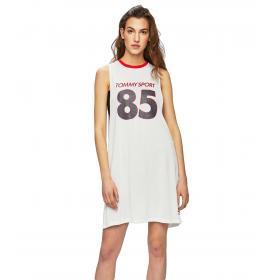Vestitino sportivo Tommy Sport con stampa da donna rif. S10S100119