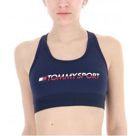 Reggiseno Sportivo Tommy Sport alto sostegno con logo da donna rif. S10S100072