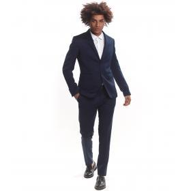Abito Vestito Trussardi riga tono su tono da uomo rif. 52U00008 1T002318