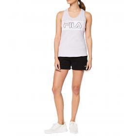 Pantaloncini Shorts FILA Kat Sweat Shorts con logo da donna rif. 687155