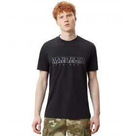 T-shirt NAPAPIJRI Sevora girocollo con stampa da uomo rif. N0YIJ9